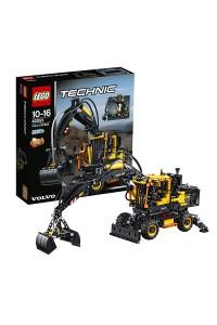 Lego Technic Экскаватор Volvo EW 160E, 42053