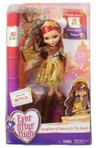 Кукла Эвер Афтер Хай Розабелла Бьюти (Rosabella Beauty) Базовая CDH59