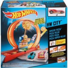 Хот Вилс Трек Скоростная пицца BGJ05