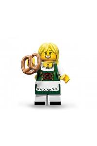 Лего Минифигурка Баварская леди, 71002