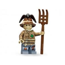 Лего Минифигурка Чучело, 71002