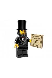 Лего Фильм Минифигурка Авраам Линкольн, 71004