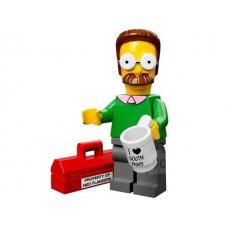 Лего Минифигурка Нед Фландерс, 71005