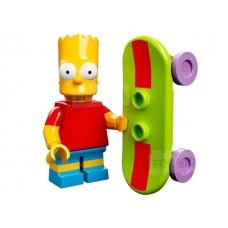 Лего Минифигурка Барт Симпсон, 71005