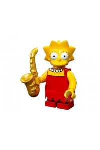 Лего Минифигурка Лиза Симпсон, 71005