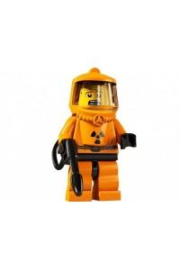 Лего Минифигурка Ликвидатор в защитном костюме, 8804
