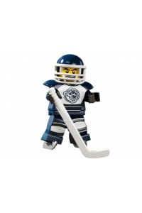 Лего Минифигурка Хоккеист, 8804