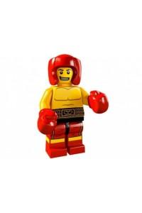 Лего Минифигурка Боксер, 8805