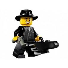 Лего Минифигурка Гангстер, 8805