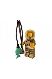 Лего Минифигурка Эскимос, 8805