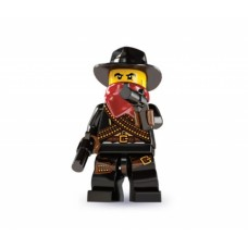 Лего Минифигурка Бандит, 8827