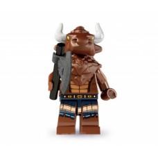 Лего Минифигурка Минотавр, 8827