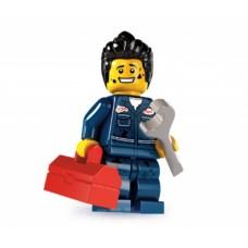 Лего Минифигурка Механик, 8827
