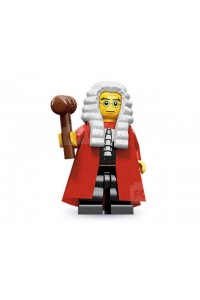 Лего Минифигурка Судья, 71000