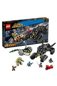Лего Супер Герои Бэтмен: убийца Крок, 76055