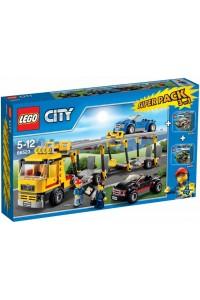 Lego City Супер набор 3 в 1 Автомобили 66523