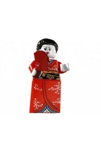 Лего Минифигурка Японка, 8804