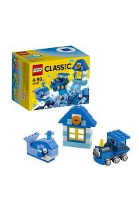 Лего Классик Синий набор для творчества, 10706