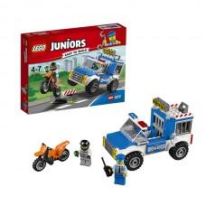 Лего Джуниорс Погоня на полицейском грузовике, 10735