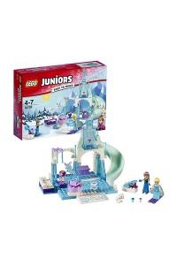 Лего Джуниорс Игровая площадка Эльзы и Анны, 10736