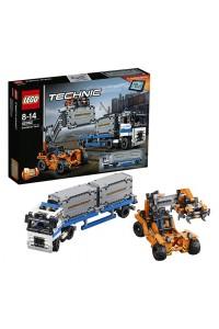 Лего Техник Контейнерный терминал, 42062