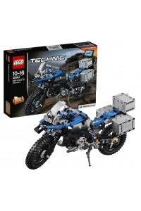 Lego Technic Приключения на BMW R1200 GS 42063