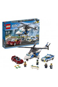 Лего Город Стремительная погоня, 60138