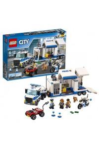 Лего Город Мобильный командный центр, 60139