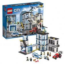 Лего Город Полицейский участок, 60141