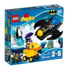 Лего Дупло Приключения на Бэтмолёте, 10823