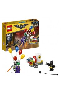 Лего Бэтмен Побег Джокера на воздушном шаре 70900