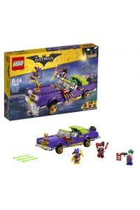 Лего Бэтмен Лоурайдер Джокера 70906