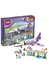 Lego Friends Аэропорт Хартлейк Сити 41109
