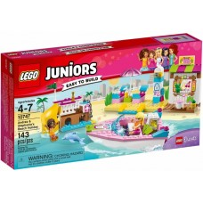 Лего Джуниорс День на пляже с Андреа и Стефани 10747