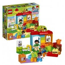 Лего Дупло Детский сад, 10833