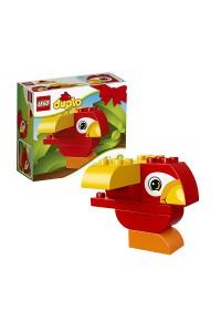Лего Дупло Моя первая птичка, 10852