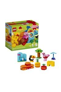 Лего Дупло Набор деталей для творческого конструирования, 10853