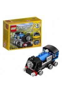 Лего Креатор Голубой экспресс, 31054