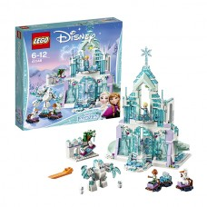 Лего Дисней Принцесс Волшебный ледяной замок Эльзы, 41148