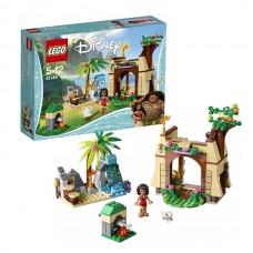 Лего Дисней Принцесс Приключения Моаны на затерянном острове, 41149