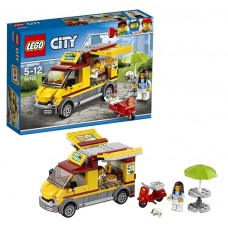 Лего Город Фургон-пиццерия, 60150