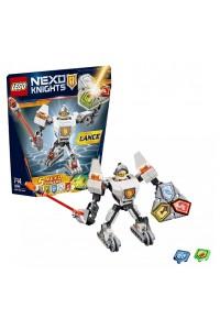 Лего Рыцари Нексо Боевые доспехи Ланса, 70366