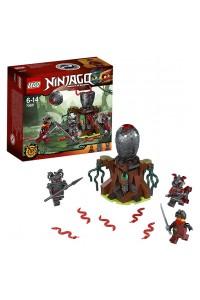 Лего Ниндзяго Атака Алой армии, 70621