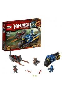 Лего Ниндзяго Пустынная молния, 70622