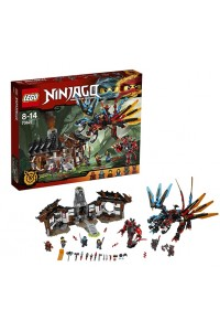 Лего Ниндзяго Кузница Дракона 70627