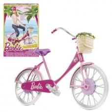 Велосипед для куклы Барби BDF35