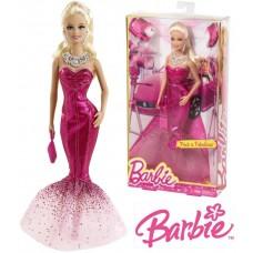 Кукла Барби в вечернем платье BFW19