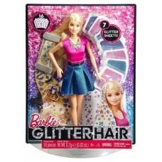 Кукла Барби Блестящие волосы с аксессуарами Barbie CLG18