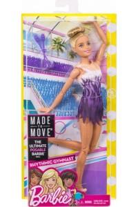 Кукла Barbie Безграничные движения Барби гимнастка FJB18
