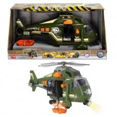 Вертолет Dickie Toys военный функциональный 3308363